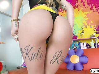 Going procure hot comme ci Kali Roses fuck holes