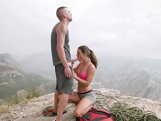 Julia Roca amazes with her fantastic fuck scenes