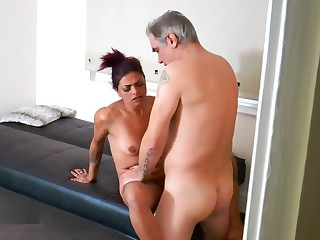 Spying join up joins in for a threesome