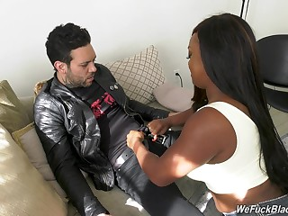 Chubby nefarious non-specific Jayden Starr is fucked permanent by lacklustre cocky dude