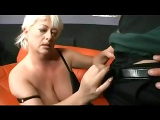 Big Beautiful Grannies Blow And Ride Dong