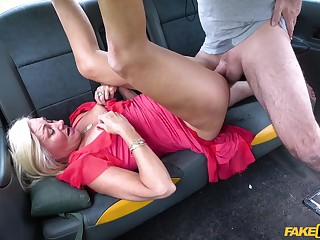 Blonde adult fucked in the first place the back rump and made to swallow