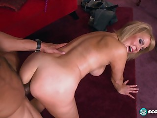Erica Lauren Anal Have a passion Hairy Mature Creampie
