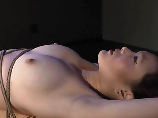 Leah hart tickled on the gadgetry