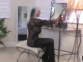 German mommy arranged a connubial devilish with her own sonnie. Real pornography ass shafting blow-job